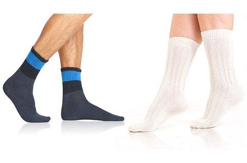Bellinda vastag téli zoknik nőknek és férfiaknak