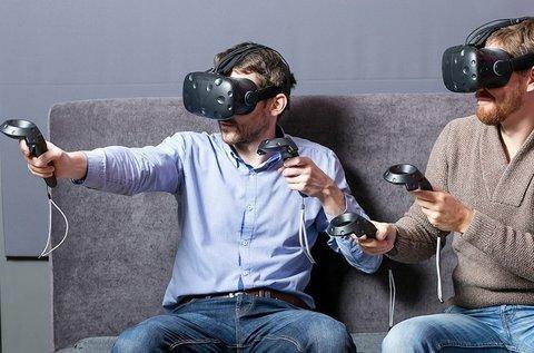 Fantasztikus VR élmény 1 órán át 2 főnek