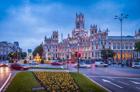 4 napos városlátogatás Madridban repülővel
