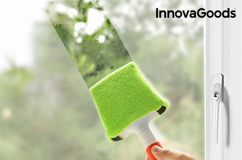 Praktikus páramentesítő ablaktisztító készlet