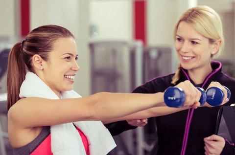 3 alkalmas személyi edzés a belvárosban
