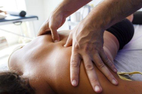 50 perces teljes testes gyógymasszázs