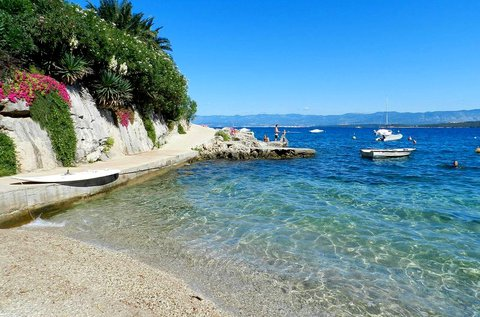 6 napos csodás nyaralás 4 főnek a Krk-szigeten