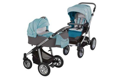 Baby Design Dotty 2 in 1 multifunkciós babakocsi