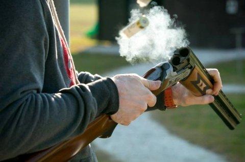 45 lövés 3 különböző fegyverrel Ráckevén