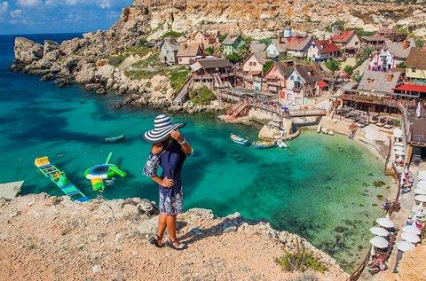 8 napos élménydús nyaralás Máltán repülővel