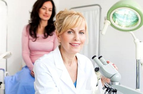 Nőgyógyászati vizsgálat ultrahanggal