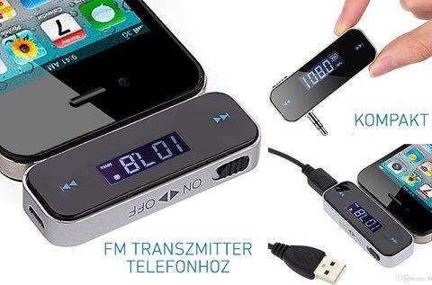 FM Transmitter telefonokhoz