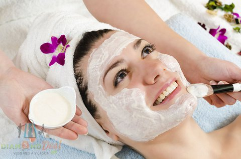 8 lépéses arctisztítás, extra érzékeny bőrre is