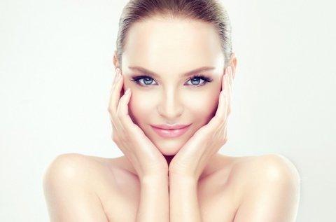 Arcbőr fiatalítás kollagénszérummal