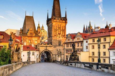 Felhőtlen kikapcsolódás Prágában, hétvégén is