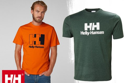 Helly Hansen rövid ujjú férfi póló több méretben