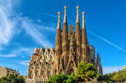 4 napos spanyol városnézés Barcelonában