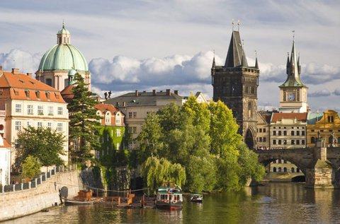 3 napos lazítás wellness belépővel Prágában