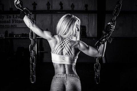 Edzőtermi, fitness fotózás