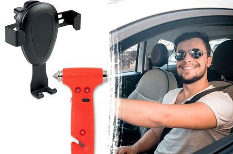 Választható autós kiegészítők vészhelyzetekre
