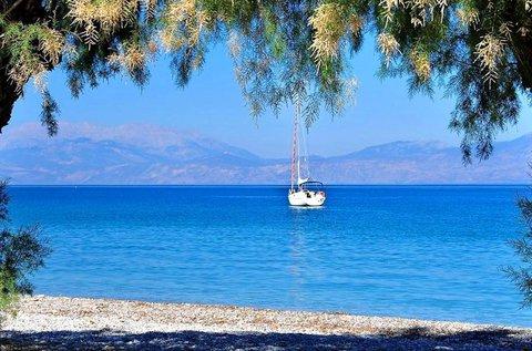 Varázslatos luxus vakáció Görögországban