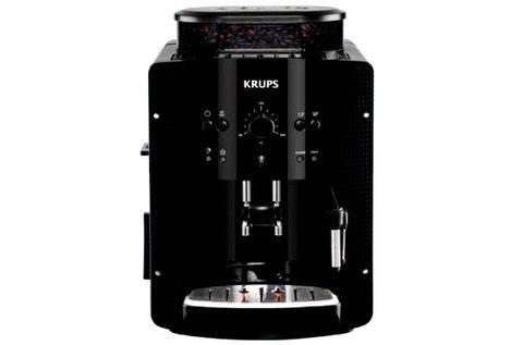 Krups EA8108 automata kávéfőző 15 bar nyomással