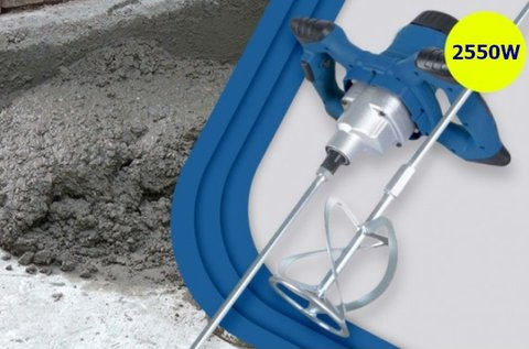 6e5616a09ecf Xtra 2550 W-os beton és festékkeverő gép 24.990 Ft helyett 12.990 Ft ...