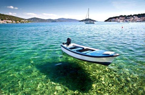 1 hetes tengerparti vakáció Horvátországban