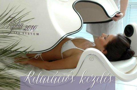 Alpha Oxy Spa relaxációs kezelés 35 percben