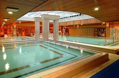 2 órás páros wellness belépő az Aquincum Hotelbe