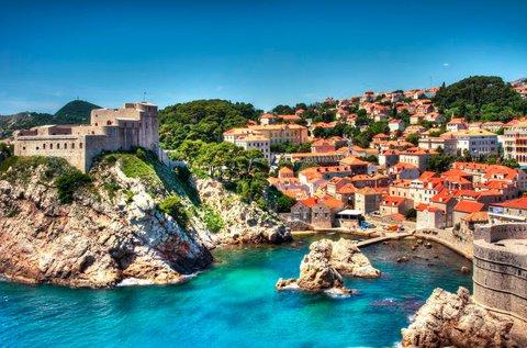 6 napos tengerparti vakáció Dubrovnikban