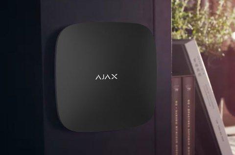 Ajax okosotthon vezeték nélküli biztonsági rendszer