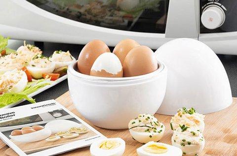 Mikróban használható InnovaGoods tojásfőző
