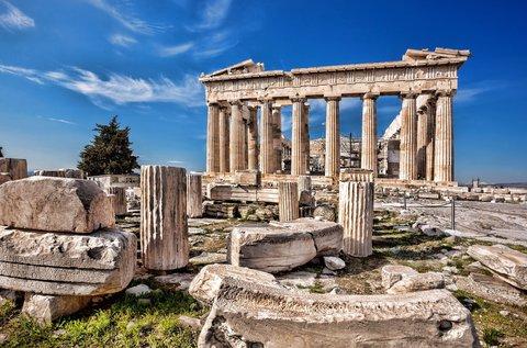 5 napos tavaszi kiruccanás Athénba repülővel