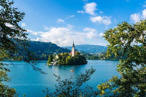 4 napos mesés kikapcsolódás a Bledi-tónál