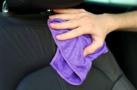 Üléskárpit tisztítás prémium külső-belső takarítással