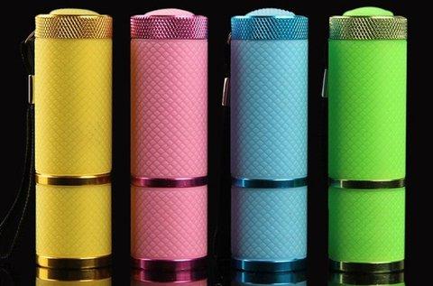 Körömszárító UV lámpa vízálló kivitelben