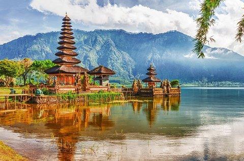 7 napos nyaralás az istenek csodás szigetén, Balin