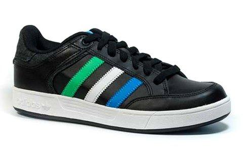 Adidas Varial Low férfi utcai cipő fekete színben
