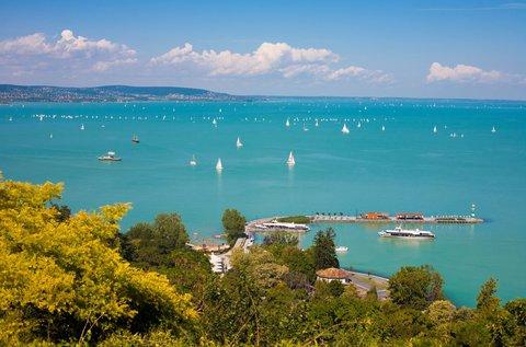 5 napos tóparti nyaralás Balatonlellén