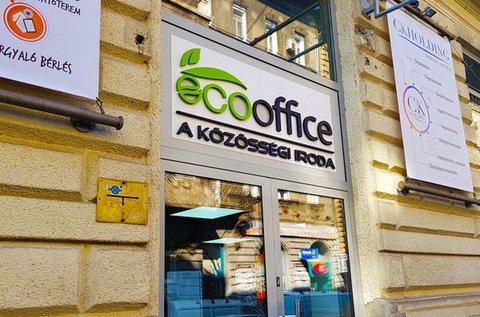 4 alkalmas Eco office közösségi irodabérlés