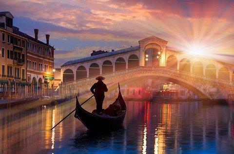3 napos relax Velencében kaszinóbelépővel