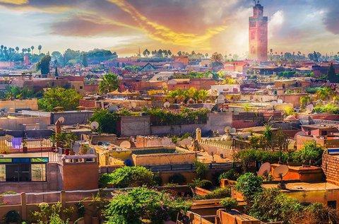 4 napos utazás a napfényes Marrakeshbe, repülővel