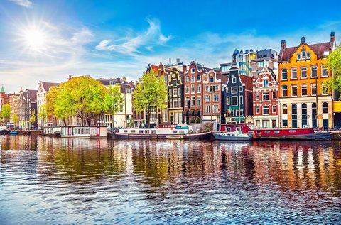 3 napos varázslatos kiruccanás Amszterdamba