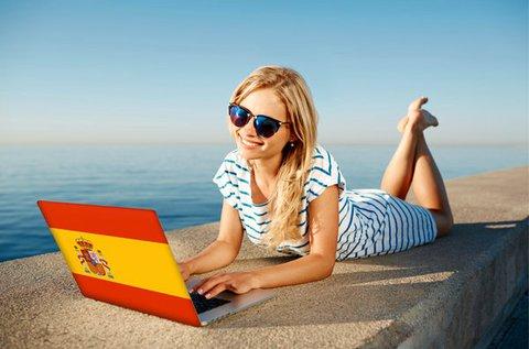 6 hónapos akkreditált, online spanyol nyelvtanfolyam