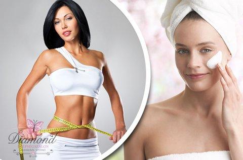10 lépéses arctisztítás + 90 perc teljes testmasszázs