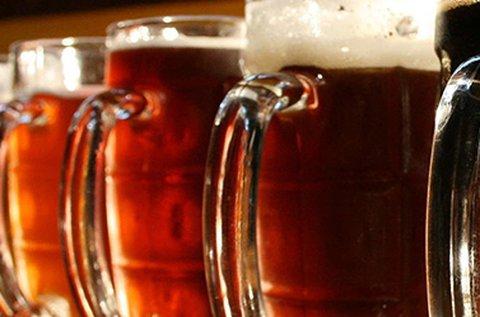 Aranypecsét-díjas cseh sörkóstoló 2 főnek