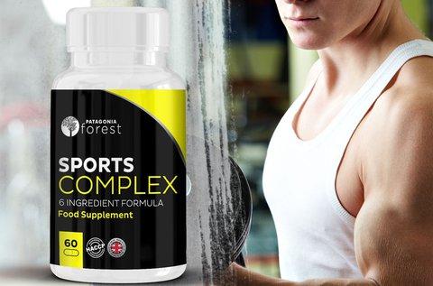 Sports complex physical étrend-kiegészítő