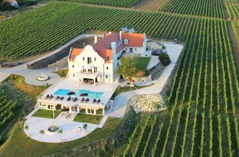 Balaton-felvidéki pihenés a Liszkay szőlőbirtokon