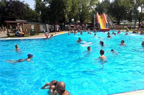 Páros program Dobogókőn ebéddel, fürdőzéssel