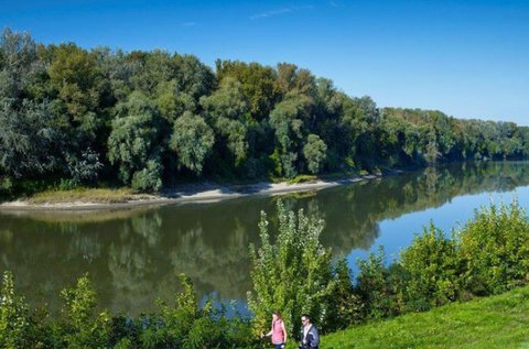 3 napos aktív feltöltődés a Tisza-parton