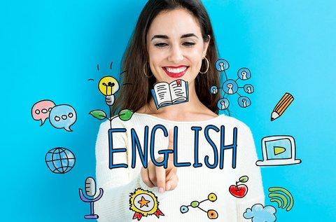 Gyorsított, 6 szintű online angol nyelvoktatás
