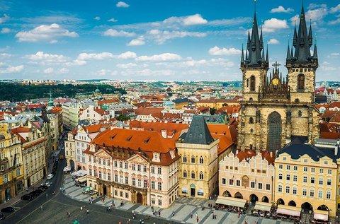 4 csillagos kikapcsolódás Prágában