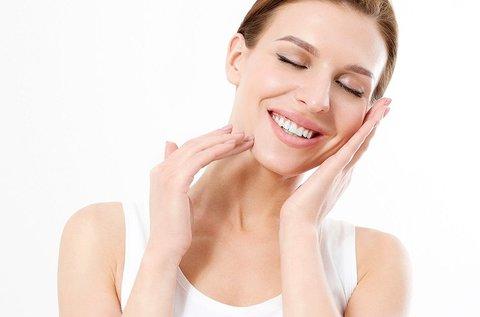 Q10 szérumos hideg-meleg arcvasalás ráncok ellen